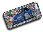 Koolart STICKERBOMB STYLE Design For Retro Sierra Saphire Cosworth Cossy Hard Case Cover Fits Apple iPhone 4 & 4s